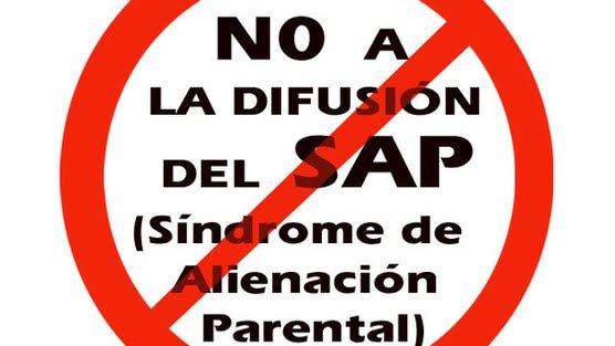 NO A LA DIFUSIÓN DEL SAP