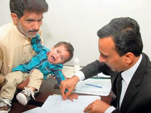 BIAR BETUL: Bayi 9 bulan Didakwa Rancang Pembunuhan ?