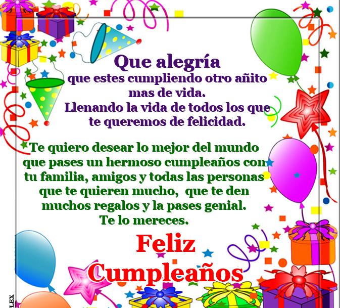 imagen tarjeta cumpleaños