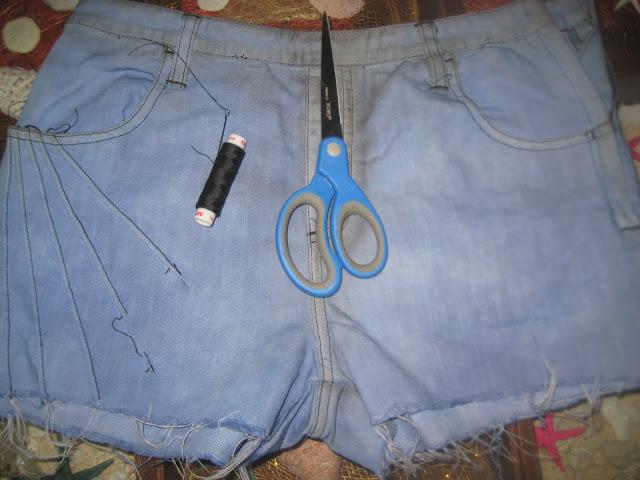 ktlifestyle DIY shorts