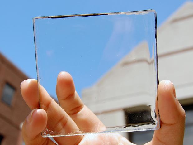 Celda-solar-transparente