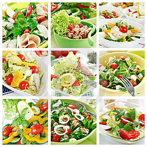 Lysaccis for Las mejores ensaladas