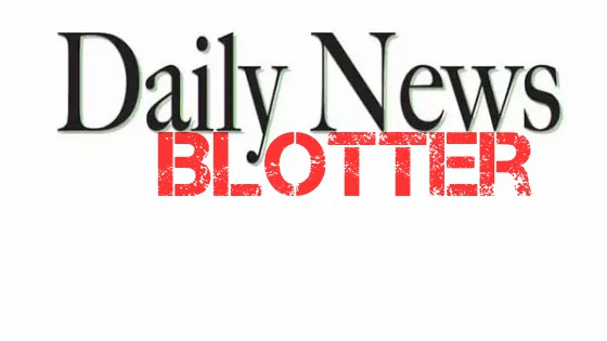 Daily News Blotter