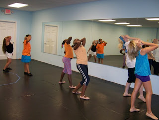 musical theater dance class charlotte