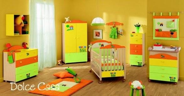 Muebles para una habitaci n infantil con mucho color - Muebles de habitacion infantil ...