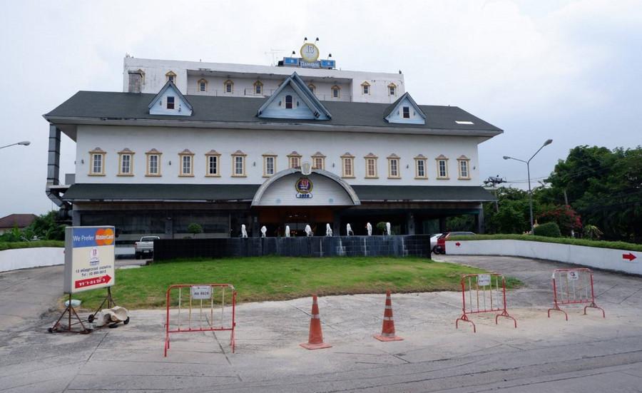 โรงแรมภัตตาคาร  ใกล้เดอะมอลล์ งามวงศ์วาน
