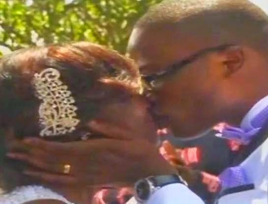 former ktn news anchor bonney tunya weds grace chebet in a