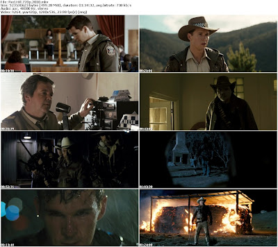 Red Hill (2010) Bluray 720p 500MB