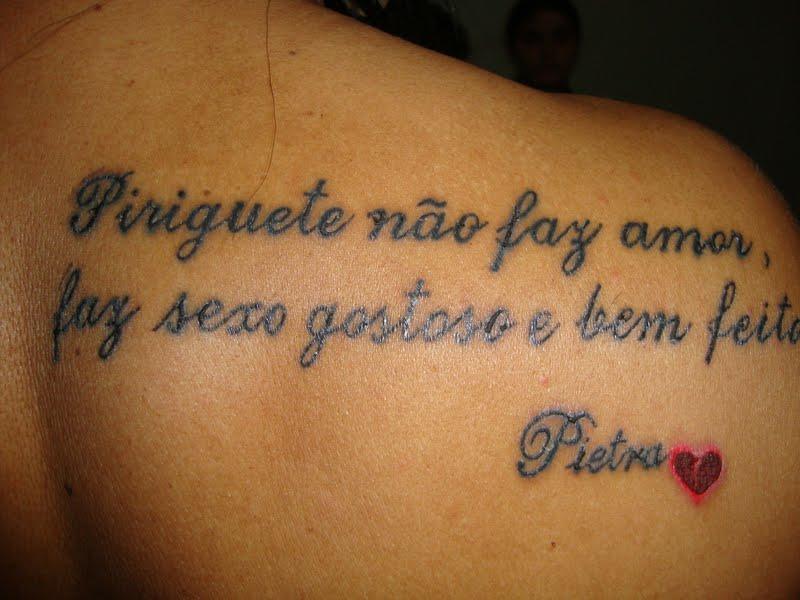 Inkomum Tatuagem Para A Mãe Só Que Não