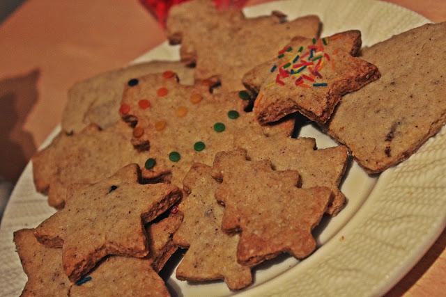 Имбирное печенье разрыхлитель