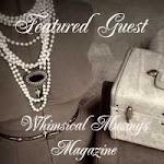Publicação na revista Whimsical Musings Magazine