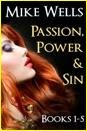 2 Passion, Power & Sin, Books 1 - 5