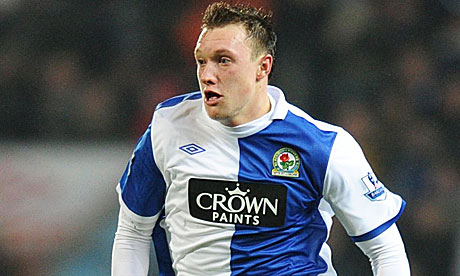 Phil Jones Transfer From Blackburn Rovers