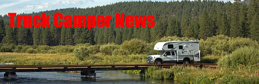 Truck Camper News