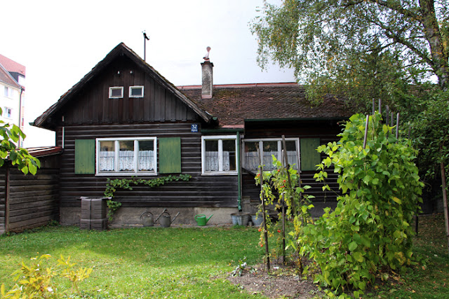 Thalkirchen Gartenhaus