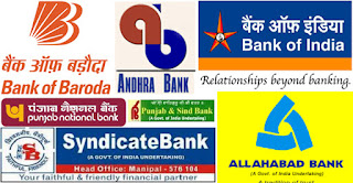 List Of Public Sector Banks In India