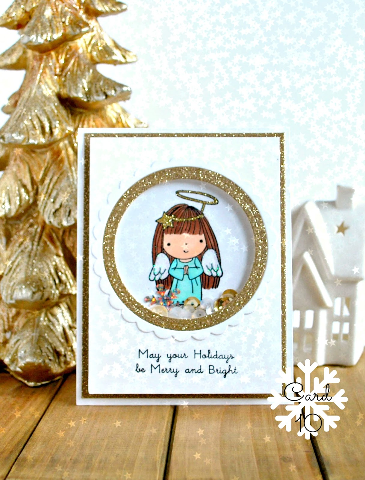 Crafty Creations With Shemaine 25 Days Of Holiday Cards