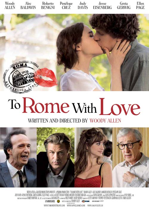 Video: To Rome With Love Movie Review