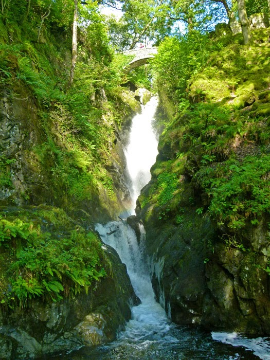 Aira Force, Ullswater, visit Cumbria, about Britain