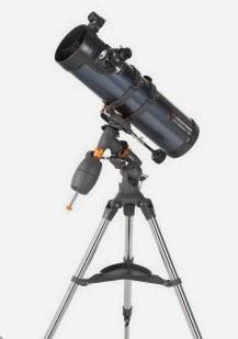 Mi telescopio actual