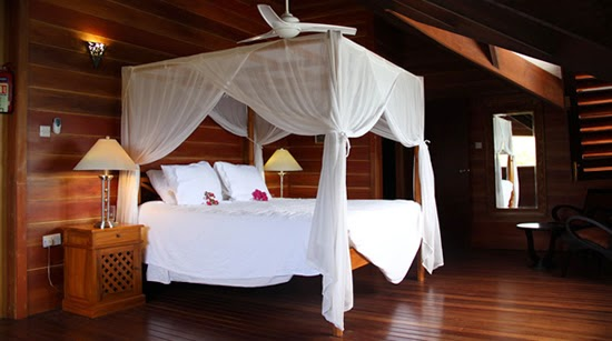 Beautiful bedroom of this property for sale on Carriacou
