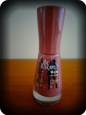Friday Favourite #6 : Bourjois So Laque Nail Varnish (in Beige Glamour)