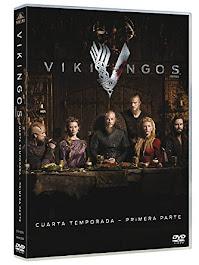 """VIKINGOS (Cuarta temporada, primera parte) "" (2016)"