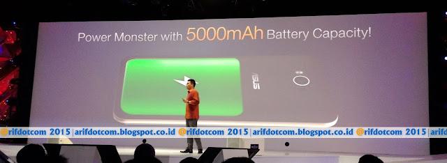 Keunggulan baterai 5000 mAh Zenfone 2 Max