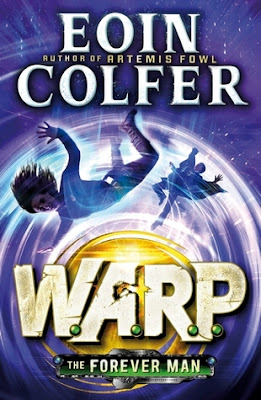Review: The Forever Man by Eoin Colfer