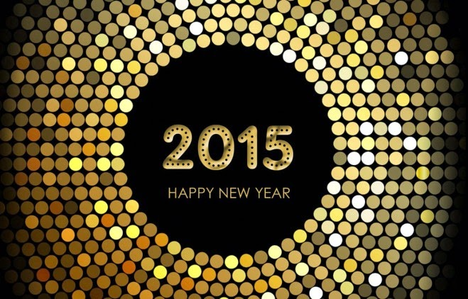 Best Of Happy New Year 2015 HD Cards