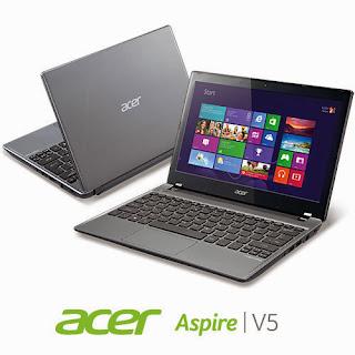 Harga Notebook Acer Aspire V5-122P Mini Terbaru
