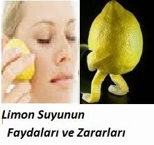 Limon suyu Zayıflatır mı,Limon Suyu İle Zayıflama