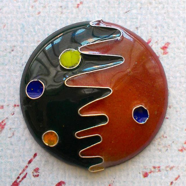 From Cloisonné enameling workshop at Harold Studio
