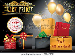 black friday poster  for printing