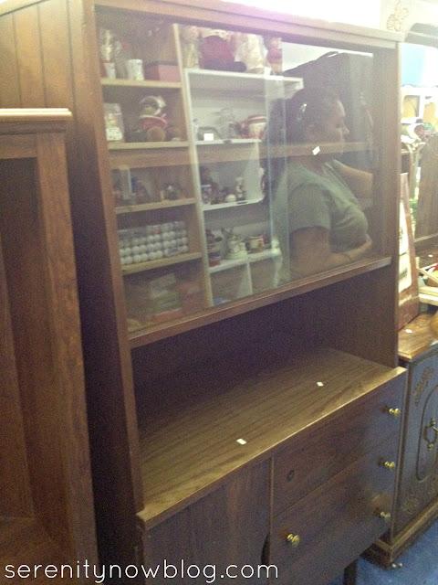 Thrift Store Furniture Makeover Inspiration, Serenity Now blog