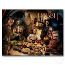 Join Me For a Hobbit Party!