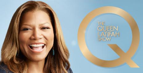 Queen Latifah Talk Show 2013 Studio Q recently caug...