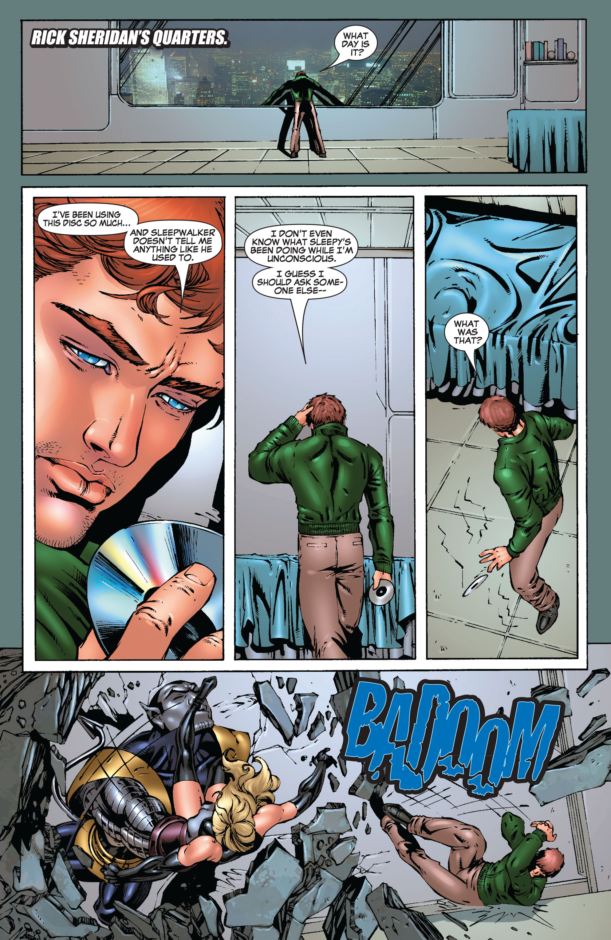 Read online Secret Invasion: The Infiltration comic -  Issue #9 - 21