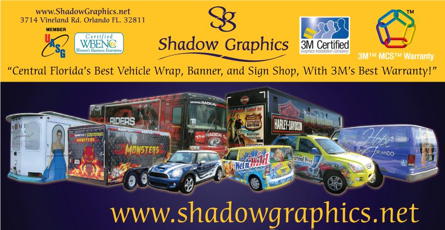 The Shadow Graphics Blog