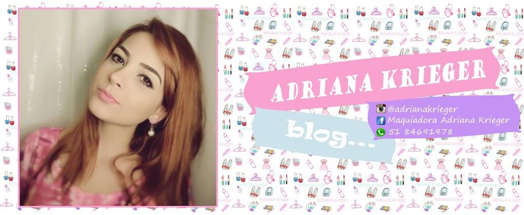 Maquiadora Adriana Krieger