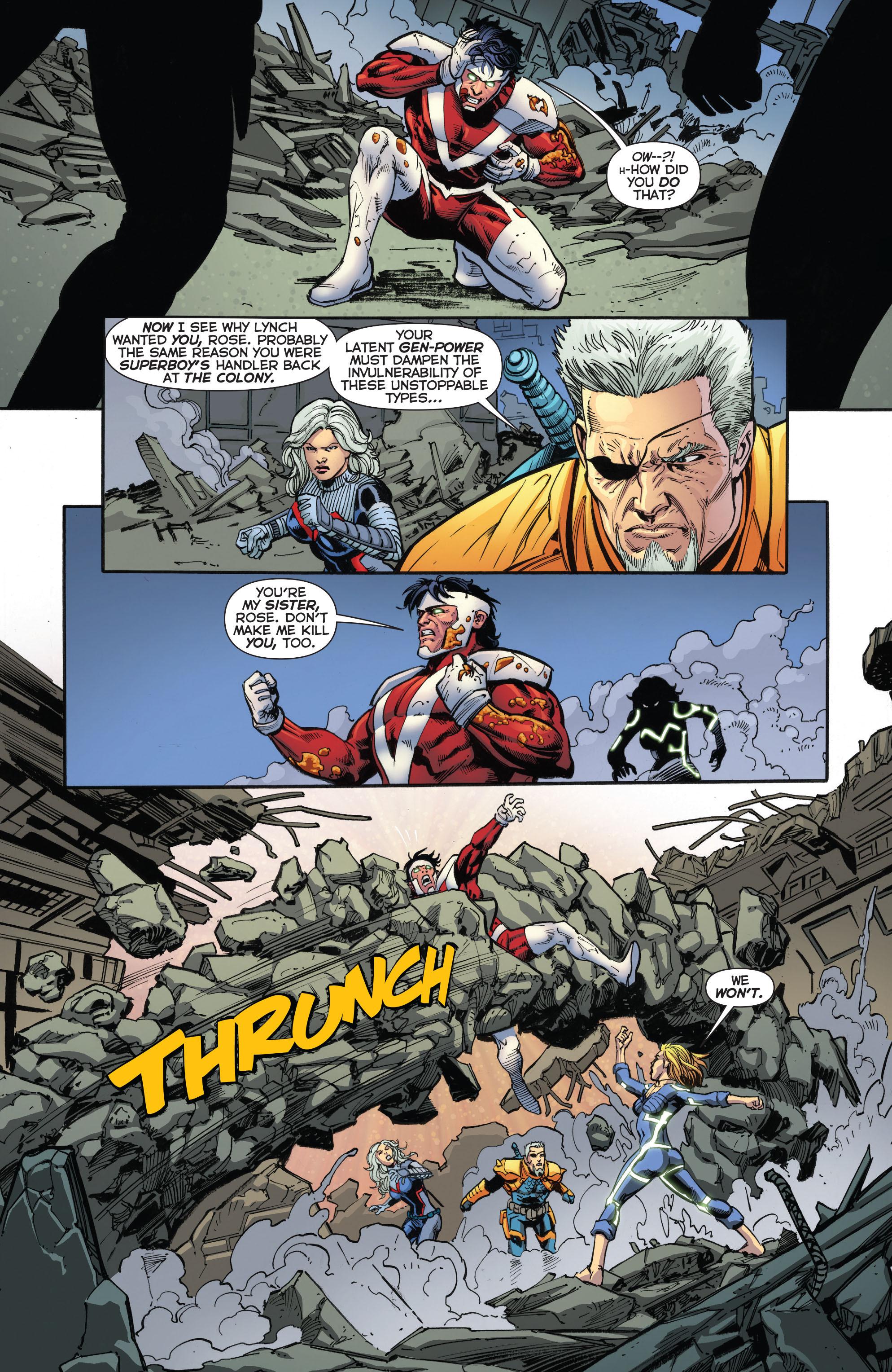 Deathstroke (2011) Issue #20 #21 - English 14