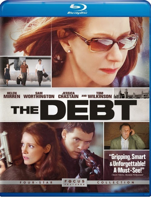 The Debt 2010 BRRip 720p Hindi Dubbed Dual Audio 850mb