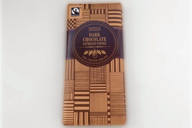 Marks and Spencer Espresso Chocolate