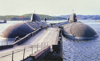kapal selam akula II class