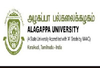 Jobs of Research Associate,Research Investigator in Alagappa University
