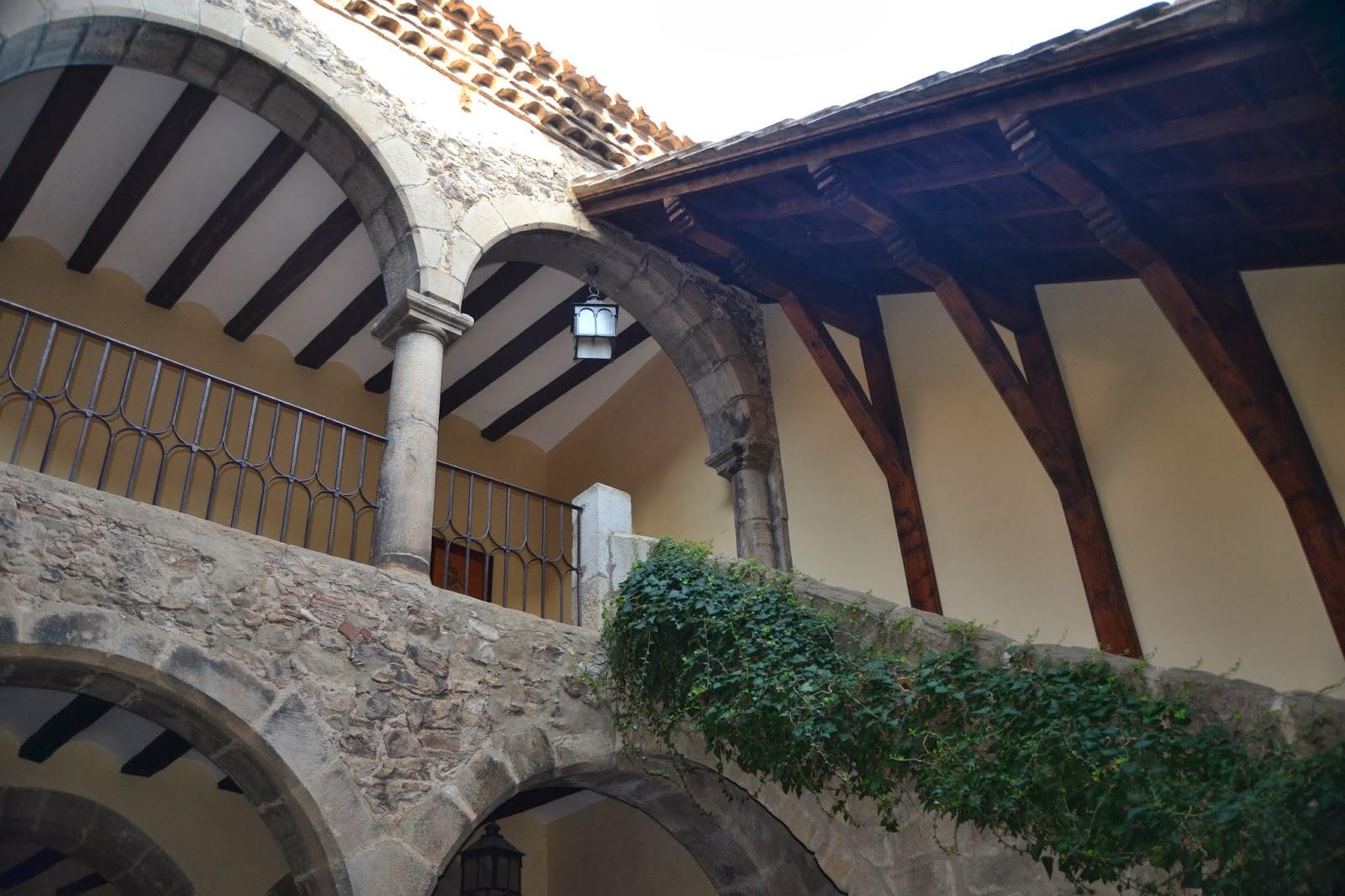 Casa Consistorial, Rubielos de Mora. Guía de viaje de Teruel y Rubielos de Mora. Tu Maleta.