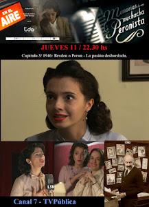 Memorias de una muchacha peronista