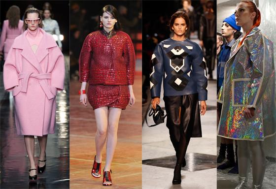 Défilé mode automne hiver 2013-2014