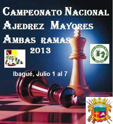 FECODAZ: Campeonato Nacional de Ajedrez Mayores Ambas Ramas 2013 (Dar clic a la imagen)
