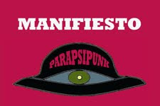 MANIFIESTO PARAPSIPUNK 1: PUNK